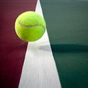 teren tenis pe hard