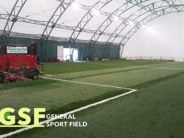 Amenajare teren de fotbal cu gazon artificial Craiova