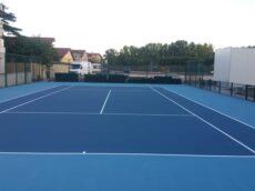 Amenajare teren tenis CourtSol Constanta