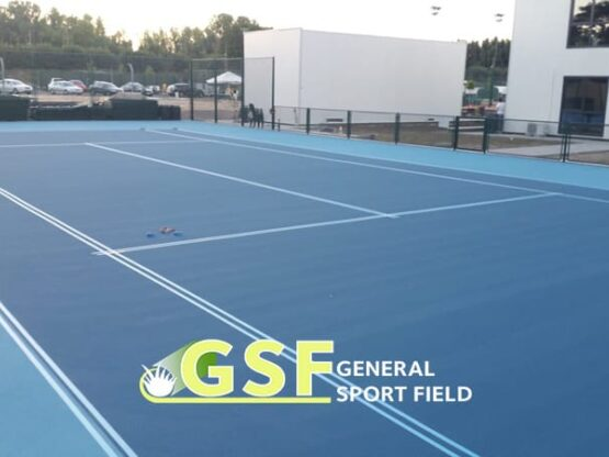 Amenajare teren tenis CourtSol