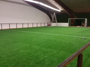 Amenajare teren de fotbal cu gazon artificial Frankfurt, Germania