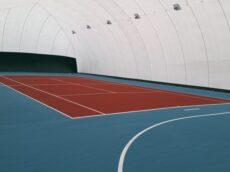 Amenajare teren tenis CourtSol Slobozia